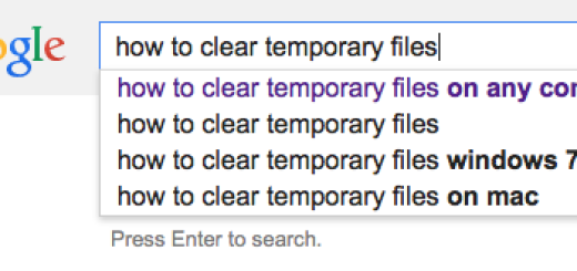 search-temp-files